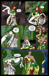 Storm's Savage Land Rescue Mission - 05 by BobKO
