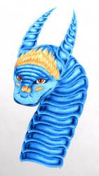 Talra [color version] by Pumadragon