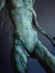 Artemisia torso detail by Sleetwealth