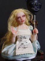 AliCe of OndelanD closeup by Sleetwealth