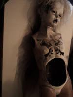 Francine Hollow inside by Sleetwealth