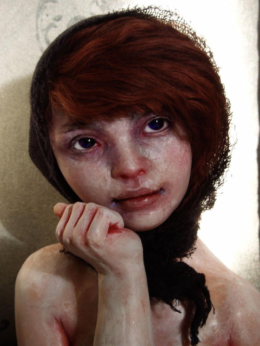 Leelah  Cinderella by Sleetwealth