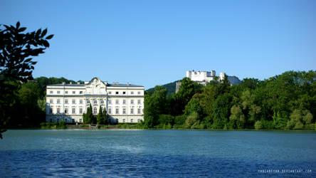 Schloss leopoldskron by FabianFynn