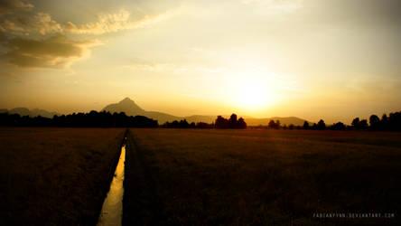Sunset by FabianFynn