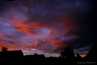 Afterglow by FabianFynn