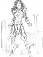 03122015 Wonderwoman2015 by guinnessyde