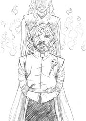 07112017 GOT Tyrion by guinnessyde