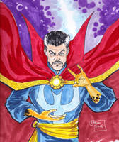 02192018 DoctorStrange by guinnessyde