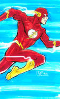 09202018 The Flash by guinnessyde