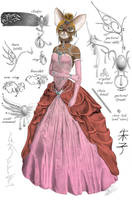 Akemi - Formal gown by empyrean