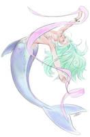 Mermaid 2455635 by empyrean