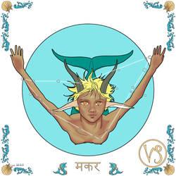 Zodiac - (10) Capricorn by empyrean