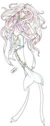 Fancy mermaid by empyrean