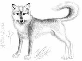 Wolf by empyrean