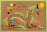 Quon - Underworld Dragon by Wildfire-Tama
