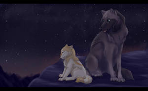 No One Is Alone by Wildfire-Tama