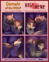 Fraziendoah Kiss Meme by Wildfire-Tama