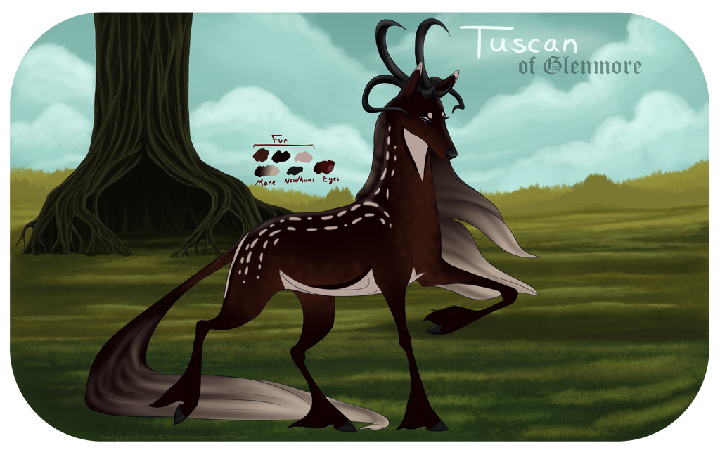 Lord Tuscan   Stag   Royal by Wildfire-Tama