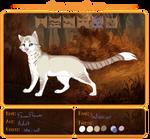 Fawnflower - WindClan Warrior by Wildfire-Tama