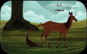 Aoife | Doe | Glenmore Commoner by Wildfire-Tama