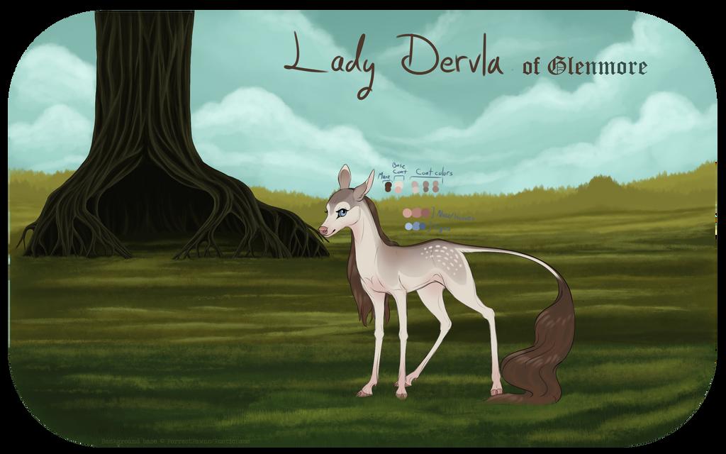 Lady Dervla   Doe   Royal by Wildfire-Tama