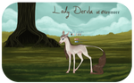 Lady Dervla | Doe | Royal by Wildfire-Tama