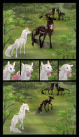 Flowers for the Princess by Wildfire-Tama