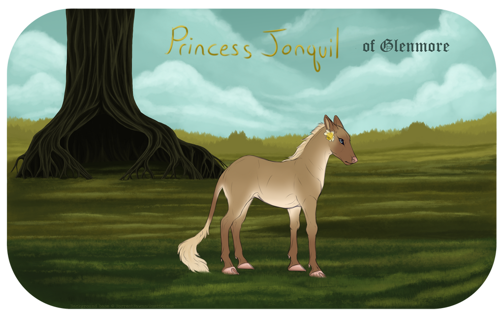Princess Jonquil  Filly   Royal by Wildfire-Tama