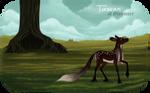 TuscanFawnRef by Wildfire-Tama