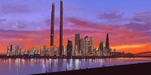 CITY 3 by Jesterman