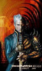 ...:Vergil-Sparda:... by DeadlyNinja