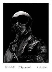 Sky captain by DeadlyNinja
