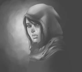 The Last of Us Ellie by korone