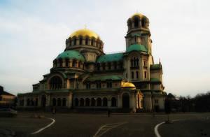 The St. Alexander Nevsky Cath. by INTRU88
