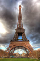 Tour Eiffel by danielcardoso