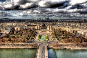 Palais de Chaillot by danielcardoso