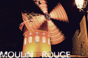 Moulin Rouge by danielcardoso