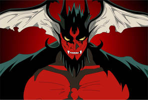 Amon: Darkside of Devilman by Mifang