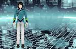 Lie Ren - Cyberstorm Lotus by CapricornGuy