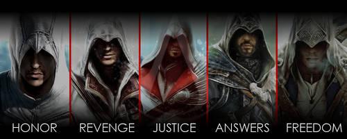 Assassin's Creed by Heidar7