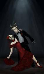 Thanatophilia Tango by apocastasis