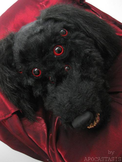 Hellhound Alucard by apocastasis