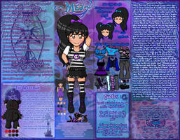 NEW OC Meme 2010 Mea by mea0113