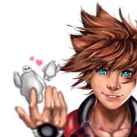 New Sora by CarrotArt5