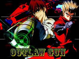 Outlaw Gun by Thebakersmen