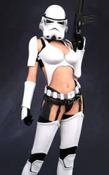 Sexy Trooper - 1 by johngate2014