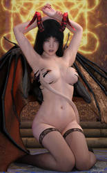 Succubus - 81 by johngate2014