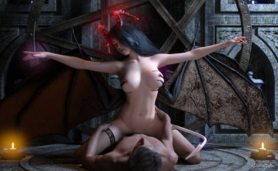 Succubus - 84 by johngate2014