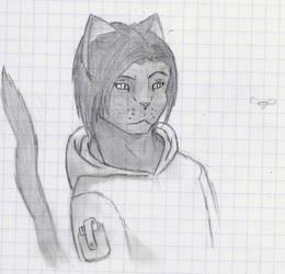 Ihop Doodle by ElazulAoneko
