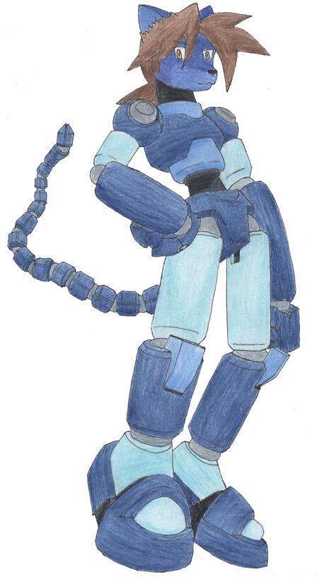 Sasayaki DASH - Colored by ElazulAoneko